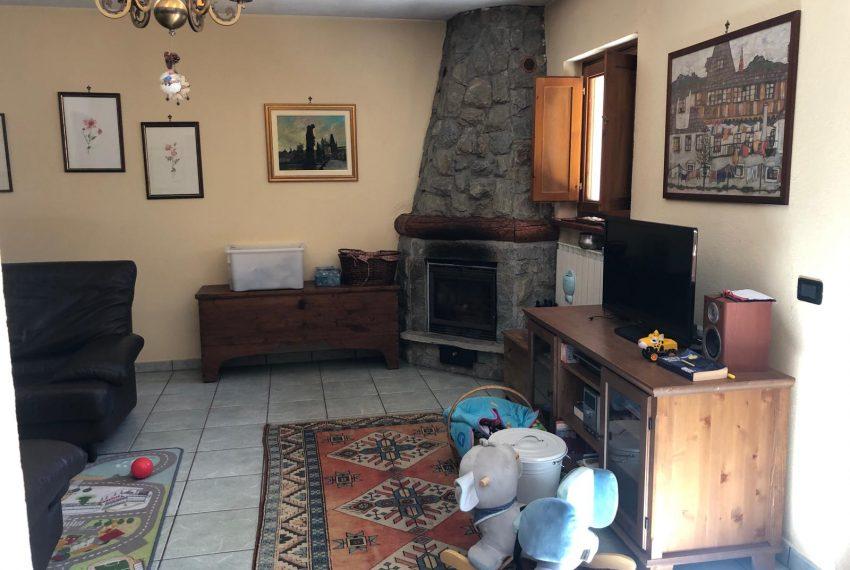 Ampio appartamento in Pragelato