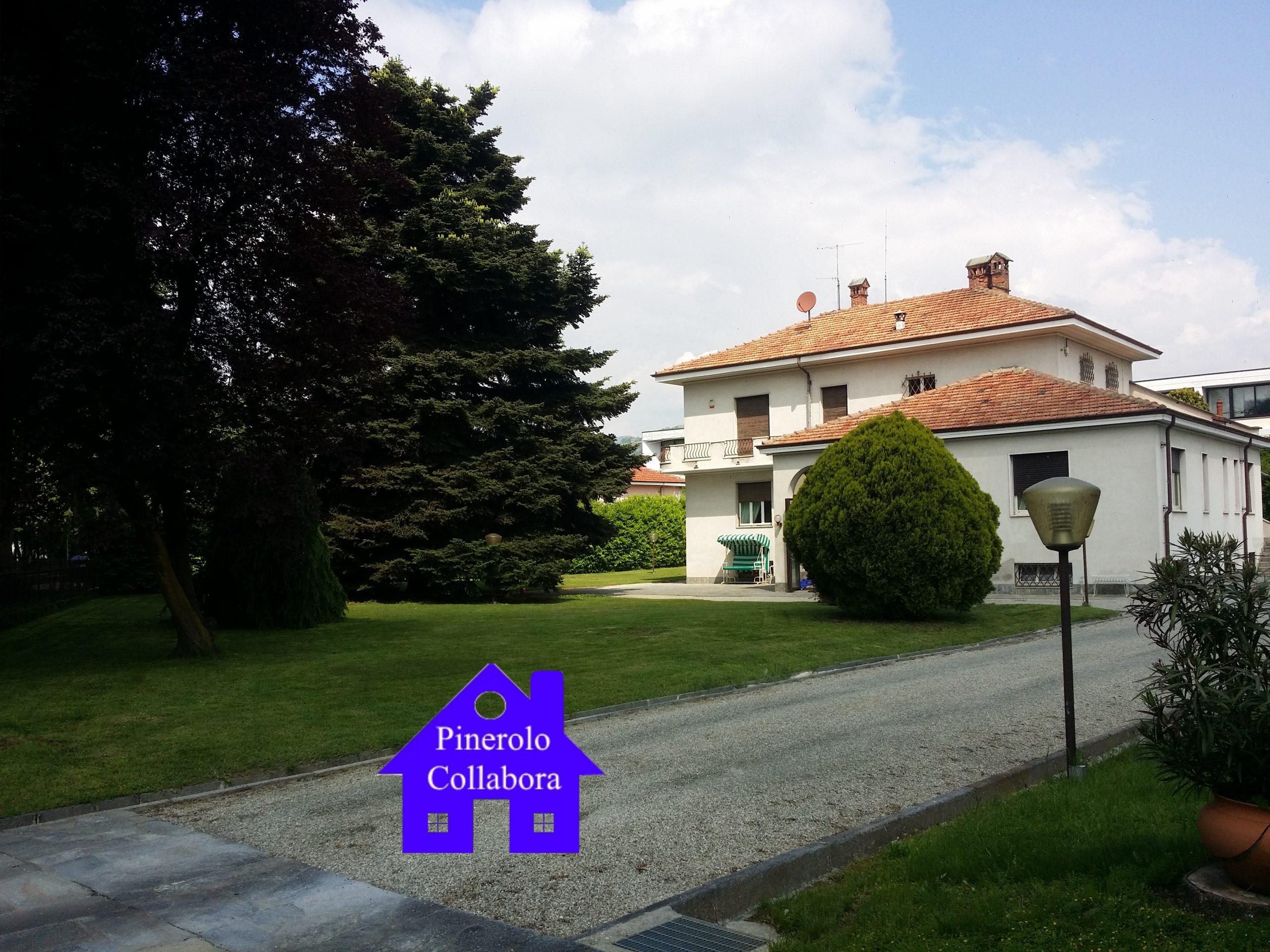 Elegante villa in Pinerolo
