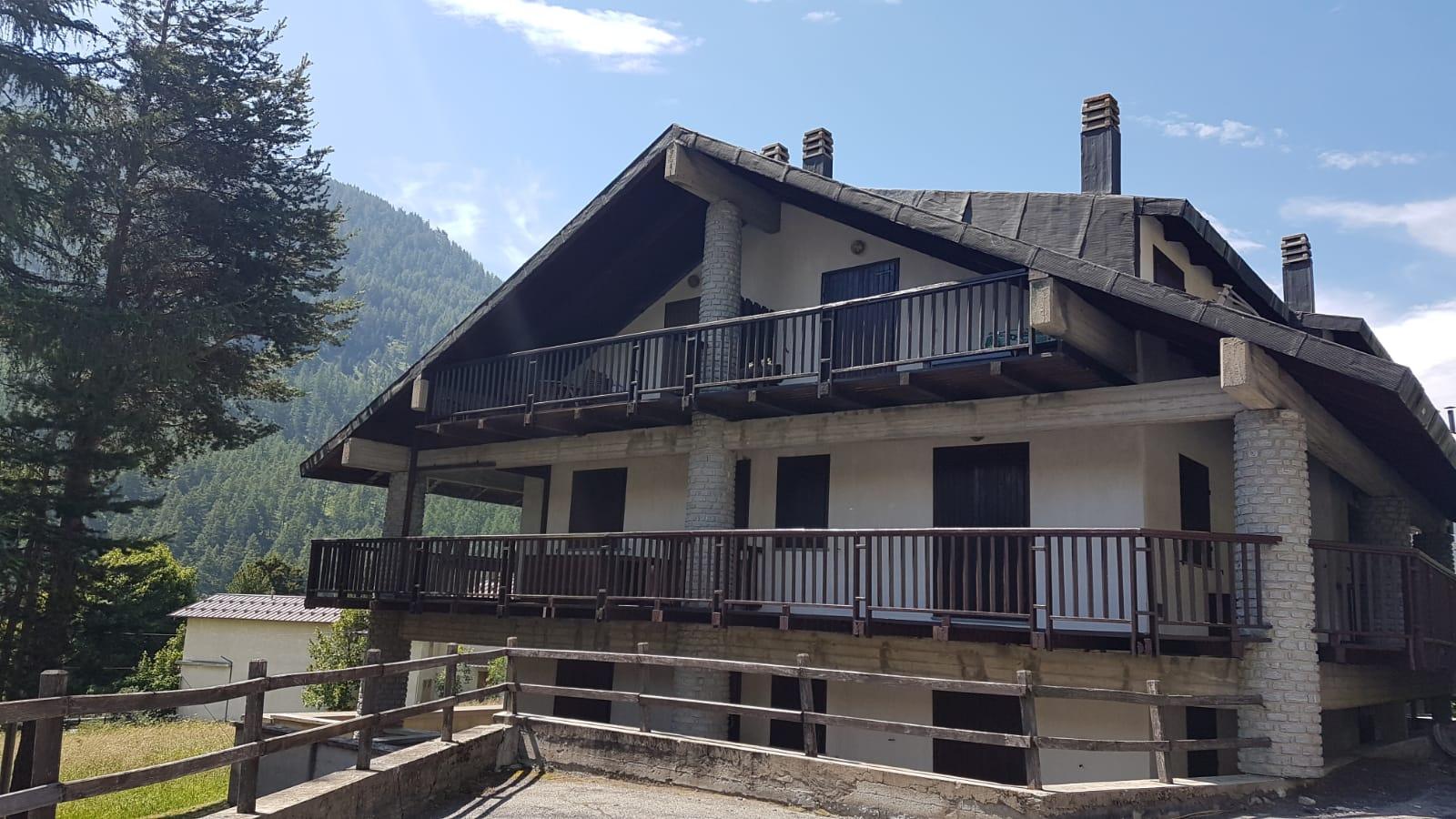 Bilocale con terrazzo privato e vista panoramica