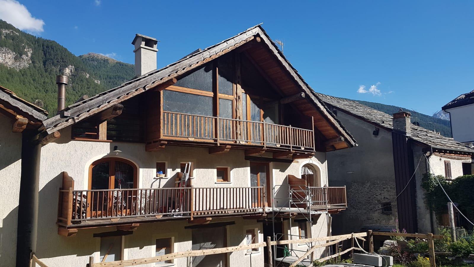 Grangia Bancour: alloggi in di nuova ristrutturazione