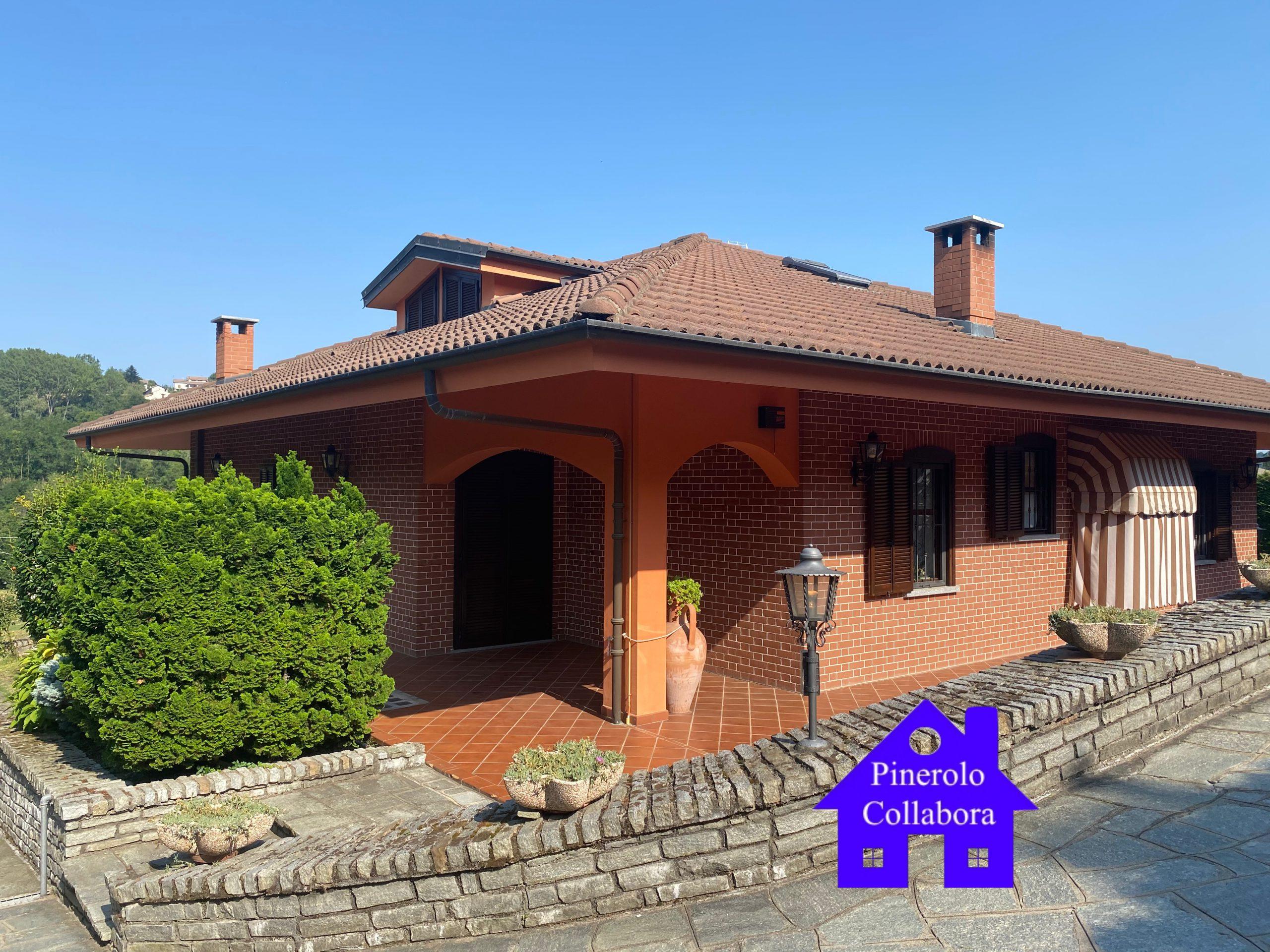 Splendida villa a San Pietro Val Lemina