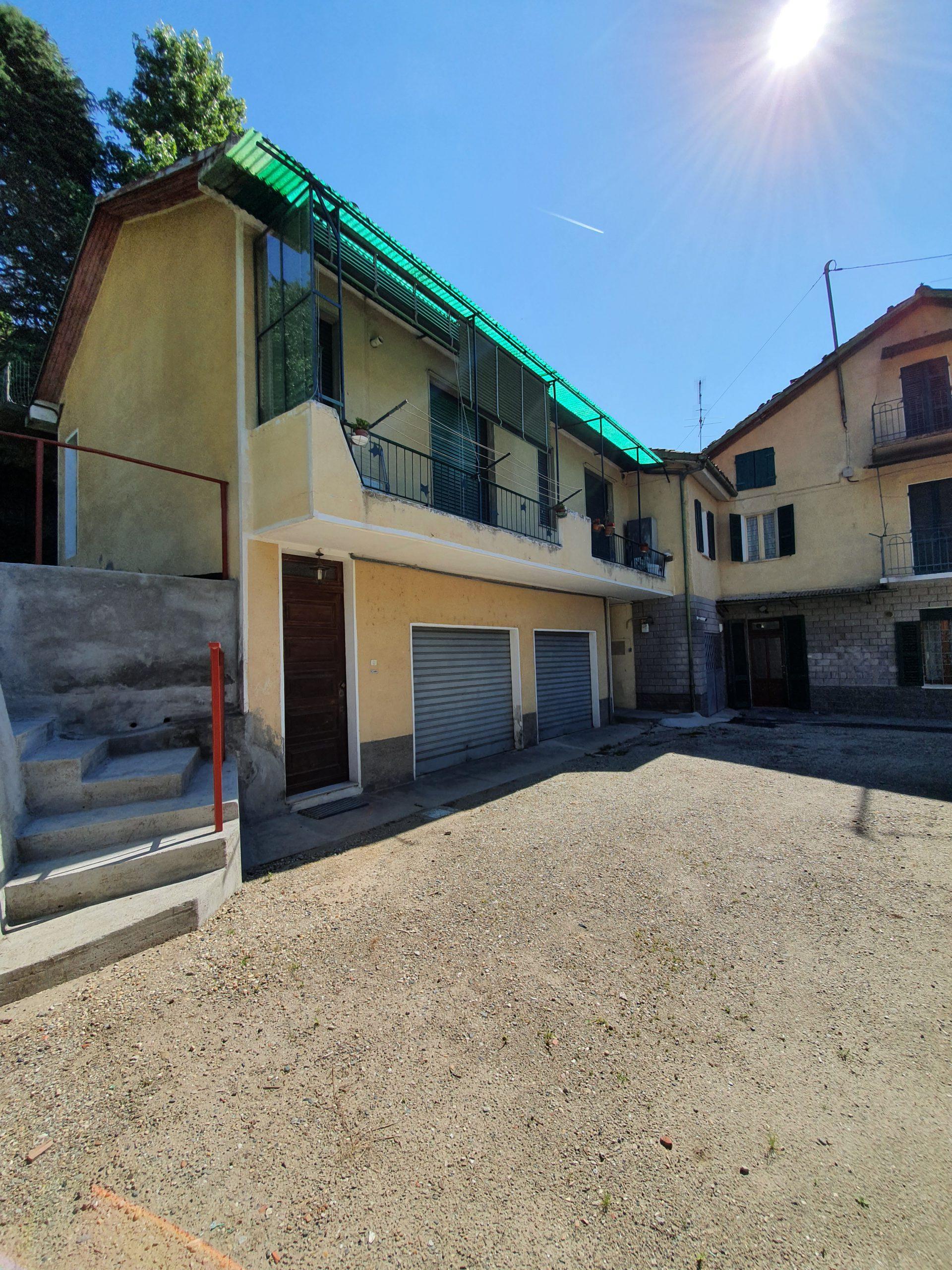 Porzione di casa semindipendente a due passi dal centro di Pinerolo