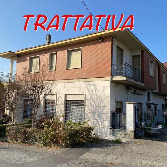 Appartamento di ampia metratura in piccola palazzina di soli 2 unità abitative